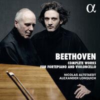Beethoven / Lonquich / Altstaedt - Complete Piano & Violoncello (2pk)
