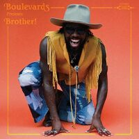 Boulevards - Brother (Blue) [Colored Vinyl]