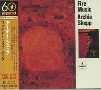 Archie Shepp - Fire Music (SHM-CD)