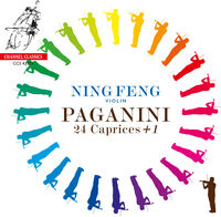 Ning Feng - Paganini: 24 Caprices + 1
