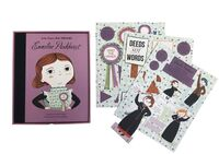 Vegara, Maria Isabel Sanchez - Emmeline Pankhurst Book and Paper Doll Gift Edition Set: LittlePeople, Big Dreams