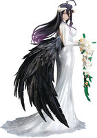 Good Smile Company - Good Smile Company - Overlord III Albedo Wedding Dress 1/7 PVC Figure