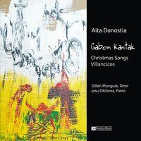 Guillen Munguia  / Okinena,Josu - Gabon Kantak