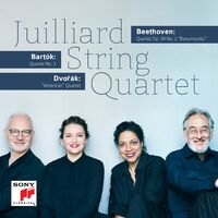 Juilliard String Quartet - String Quartets