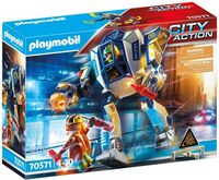 Playmobil - City Action Special Operations Police Robot (Fig)
