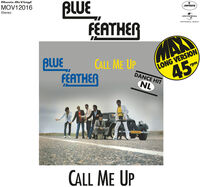 Blue Feather - Call Me Up / Let's Funk Tonight (10in) (Blue) (Ep)