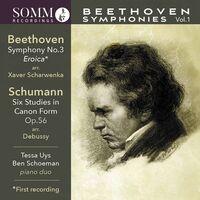 Beethoven / Uys / Schoeman - Symphonies 1