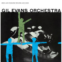 Gil Evans - Great Jazz Standards Featuring John Coles