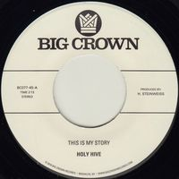 Holy Hive - This Is My Story / Blue Light