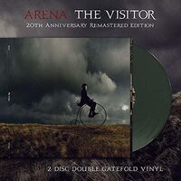 Arena - Double Vision [Colored Vinyl] (Gol) (Uk)
