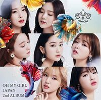 Oh My Girl - Oh My Girl Japan 2nd Album (Version B) (CD + DVD Incl. Photocard)
