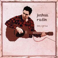 Joshua Radin - Here, Right Now [LP]