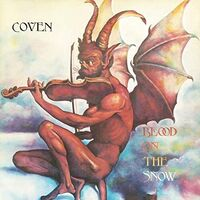 Coven - Blood On The Snow