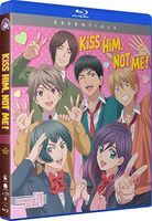 Kiss Him Not Me: Complete Series - Kiss Him Not Me: Complete Series (2pc) / (2pk)