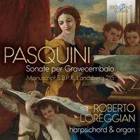 Roberto Loreggian - Sonate Per Gravecembalo