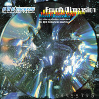 Bbc Radiophonic Workshop - Fourth Dimension [Limited Edition] (Wht) [Reissue]