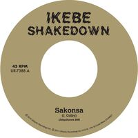 Ikebe Shakedown - Sakonsa / Green And Black