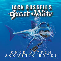 Jack Russell's Great White - Once Bitten Acoustic Bytes [Limited Edition Blue & White LP]