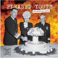 Pleased Youth - Doomsday Album (Red Opaque Vinyl) (Iex) (Red)