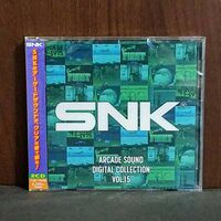 Game Music Jpn - SNK Arcade Sound Digital Collection Vol.15