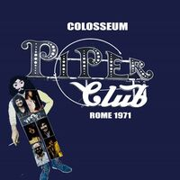 Colosseum - Live At Piper Club, Rome Italy 1971