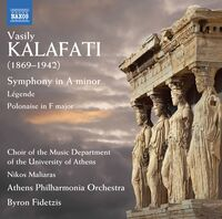 Kalafati / Fidetzis - Symphony In A Minor