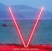 Maroon 5 - V: Japan Special Edition (Bonus Tracks) [Limited Edition]