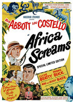 Africa Screams - Africa Screams