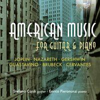 American Music For Guitar & Piano / Various - American Music for Guitar & Piano