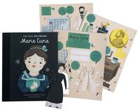 Vegara, Maria Isabel Sanchez - Marie Curie Book and Paper Doll Gift Edition Set: Little People, BigDreams