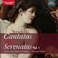 Stradella / Velardi - Cantatas & Serenatas 1
