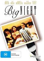 Stanley Tucci - Big Night / (Aus Ntr0)