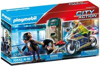 Playmobil - City Action Bank Robber Chase (Fig)