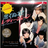 The Rolling Stones - Wet Black! / Lady Jane (SHM-CD) (7-inch Sleeve Packaging)