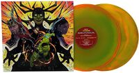 Mark Mothersbaugh  (Colv) (Grn) (Uk) - Thor: Ragnarok / O.S.T. [Colored Vinyl] (Grn) (Uk)