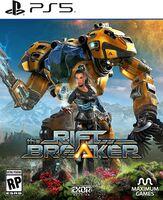 Ps5 Riftbreaker - The Riftbreaker for PlayStation 5