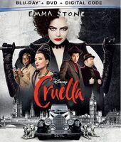 Cruella - Cruella (2pc) (W/Dvd) / (2pk Ac3 Digc Dol Dts Dub)