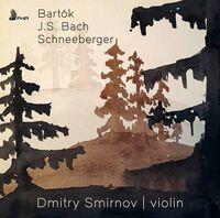 J Bach .S. / Smirnov - Violin Works