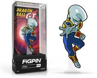 Figpin Dragon Ball Gt Baby #661 - Figpin Dragon Ball Gt Baby #661 (Clcb) (Pin)