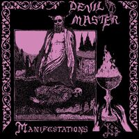 Devil Master - Manifestations [LP]