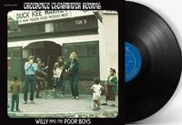 Creedence Clearwater Revival - Willy And The Poor Boys [1/2 Speed Master LP]
