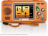 My Arcade Dgunl3243 Dig Dug Pocket Player Game Sys - My Arcade DGUNL-3243 DIG DUG POCKET PLAYER