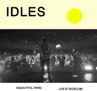 Idles - Beautiful Thing: Idles Live At Le Bataclan [2LP]