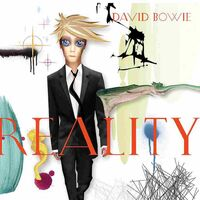 David Bowie - Reality [180 Gram White & Blue Swirl Audiophile Vinyl/Limited Edition/Tri-fold Cover]