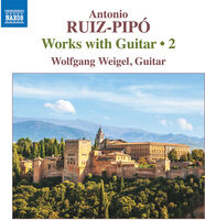 Wolfgang Weigel - Works With Guitar 2