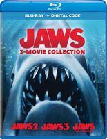 Jaws 3-Movie Collection - Jaws: 3-Movie Collection