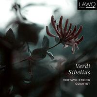 Vertavo String Quartet - Verdi & Sibelius