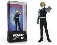 One Punch Man: Genos Figpin #390 - FiGPiN - One Punch Man - Genos #390