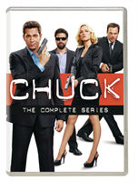 Chuck - Chuck: The Complete Series