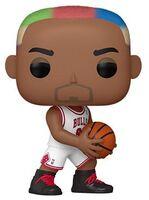 Funko Pop! NBA: - FUNKO POP! NBA: Legends- Dennis Rodman (Bulls Home)